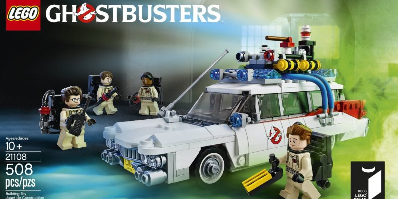 LEGO Ghostbusters Building Kit