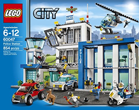 Lego Police Station Set