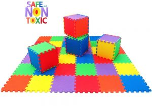 Non Toxic Baby Play Mat Play Platoon