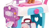 Doc McStuffins Toy Hospital Care Cart from Just Play