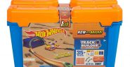 Hot Wheels Track Builder Stunt Box Set