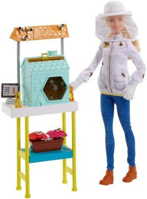 Barbie Bee Keeper