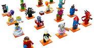 Lego Minifigures Series 18 Review