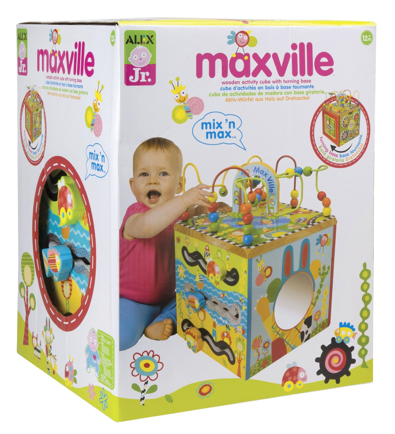 Maxville Activity Centre from Alex Toys