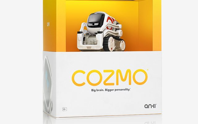 Cozmo In The Box