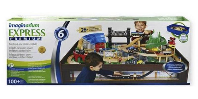 Imaginarium Train Table Roundhouse'