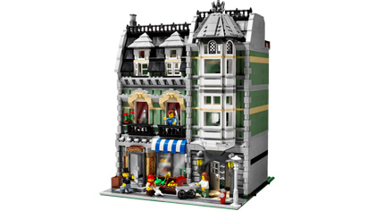 LEGO Green Grocer