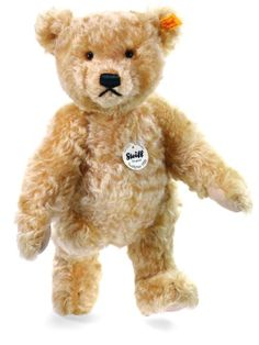 Steiff Classic 1920 Teddy Bear Blond 10""