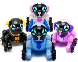 chippies robot dog review