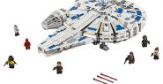 Lego Kessel Run Millennium Falcon Review
