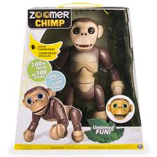 Zoomer Interactive Chimp
