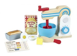Melissa And Doug Mixer Set