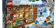 LEGO City Advent Calendar 60235 Building Kit, New