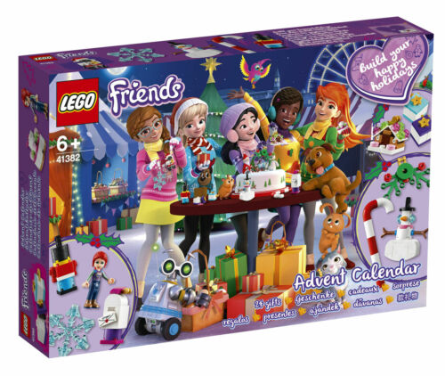 LEGO Friends Advent Calendar 41382 Building Kit,