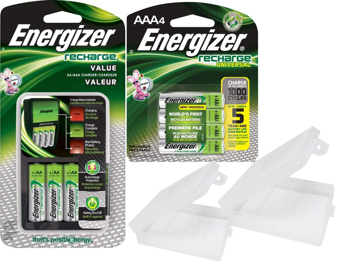 Energizer Recharge Power Pack